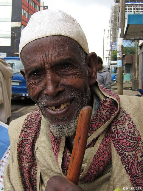 Addis Ababa Ethiopia Ethiopia African People Addis Ababa