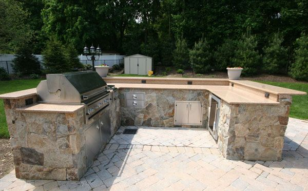 outdoor kitchen kits lowes | kitchens | pinterest | outdoor