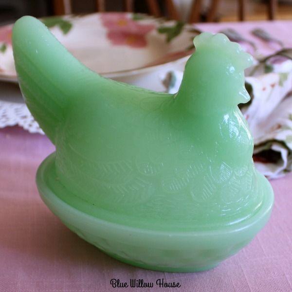 Jadeite Chicken