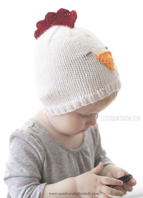 Baby Knitting Patterns Knit this adorable knit baby hat for the ...
