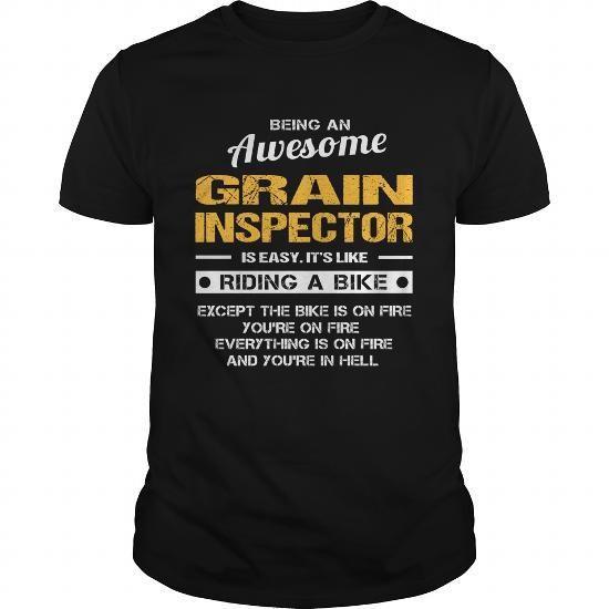 GRAIN-INSPECTOR #shirt #hoodie. SAVE  => https://www.sunfrog.com/LifeStyle/GRAIN-INSPECTOR-139569286-Black-Guys.html?id=60505