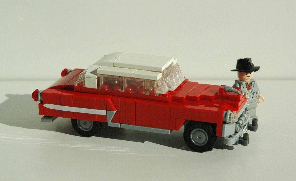 1953 Chevrolet Bel Air Lego Cars Chevrolet Bel Air Cool Lego