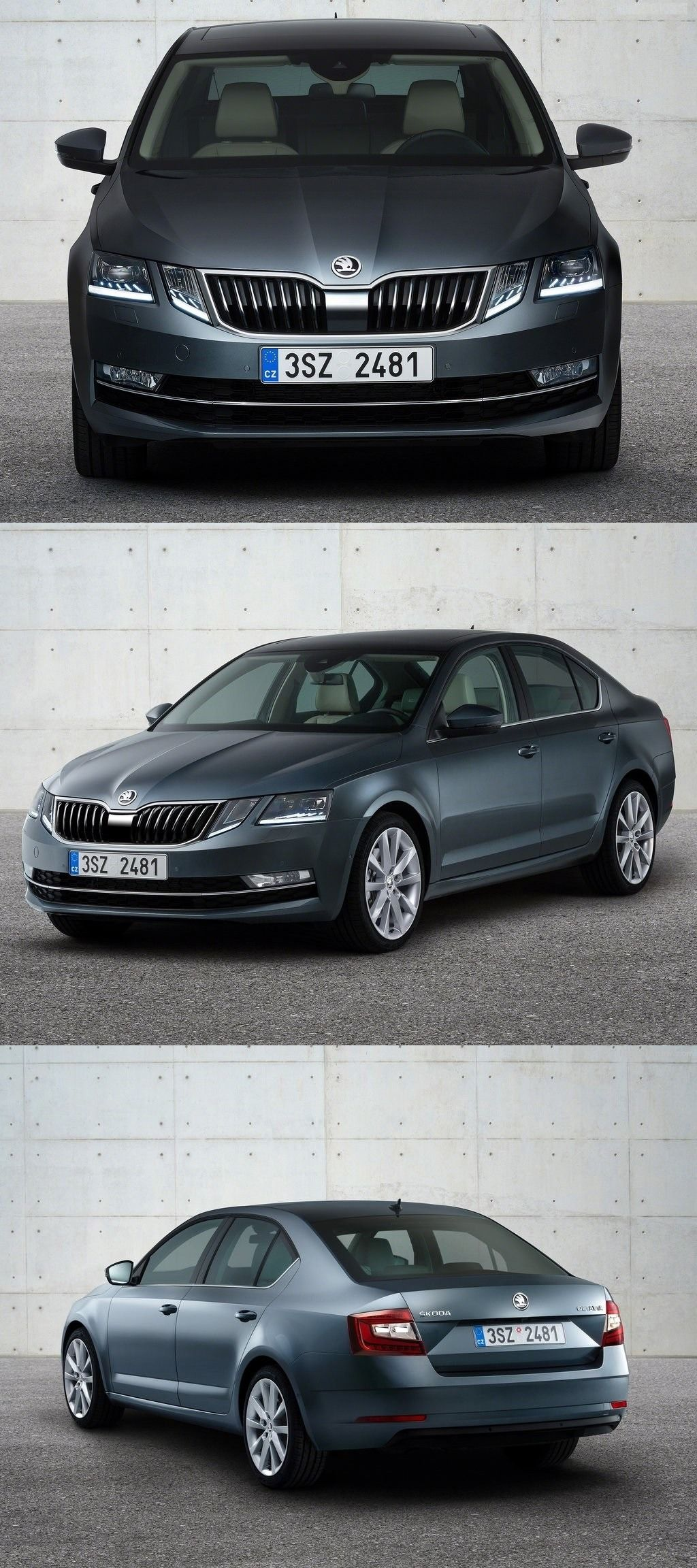 2017 Skoda Octavia Launched In India Priced At Inr 15 49 405 Vw