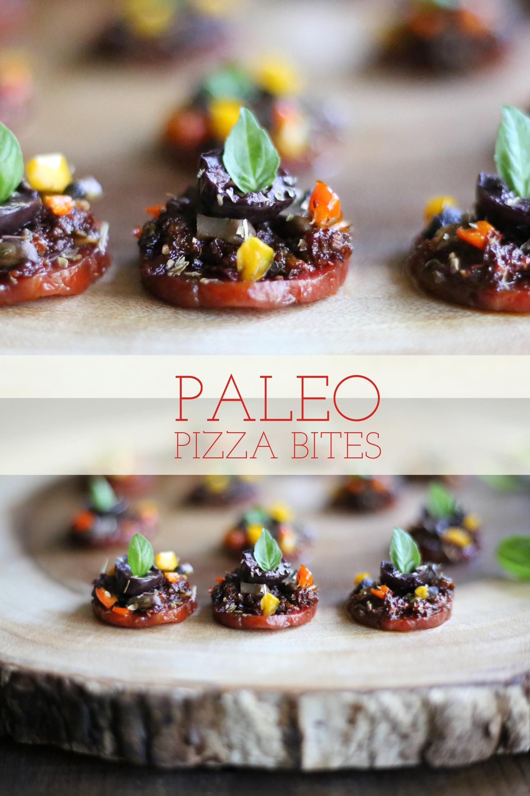 Now That You Re Eating Better Gone Are The Days Of Microwavable Pizza Snacks With A Grain Free Crust These Mini Bites Great Alternative