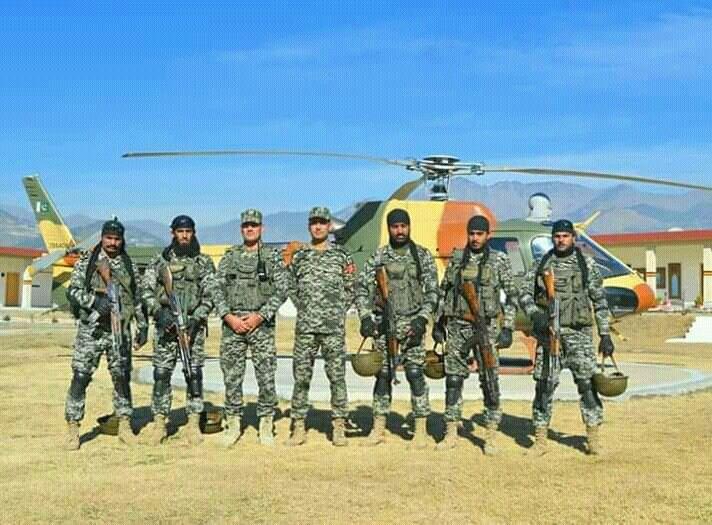 Frontier Corps-KPK, Pakistan  | Pakistan Military in 2019 | Pakistan
