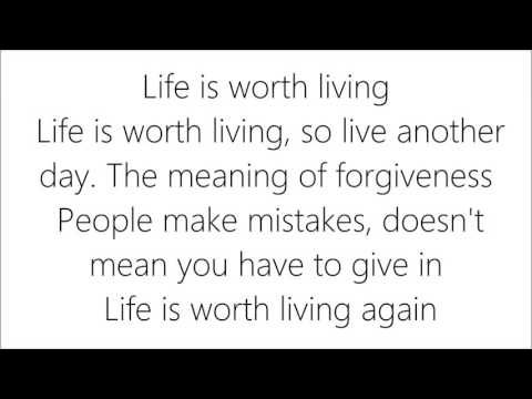 Justin Bieber Life Is Worth Living Lyrics In Full Hd Purpose