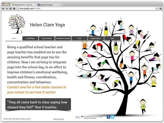 Beautiful Health And Wellness Websites Created Using Wix Health