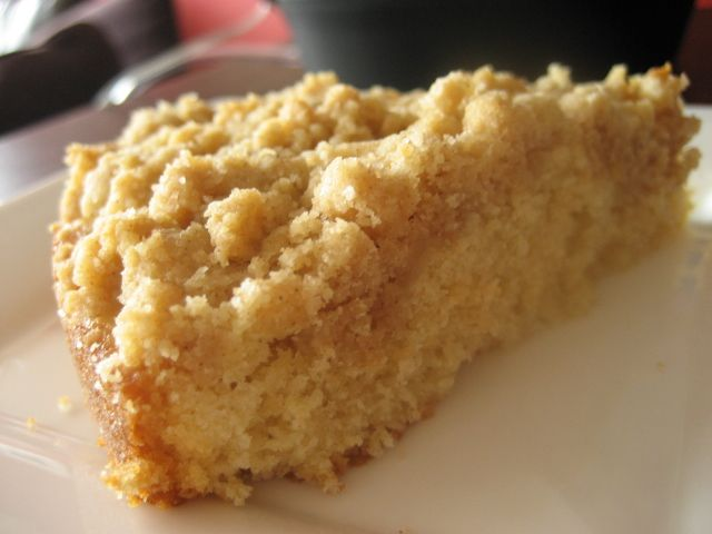 3 Egg Coffee Cake Recipe