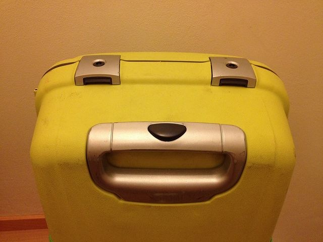 Suitcase all set to go! by Joni_79, via Flickr