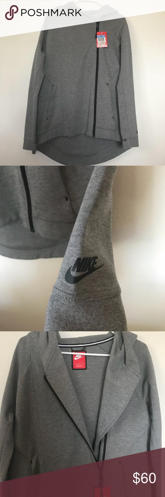 e30476a7b290 Women s M Nike Tech Fleece Oversized Jacket New Women s Size Medium Nike  Tech Fleece Jacket -