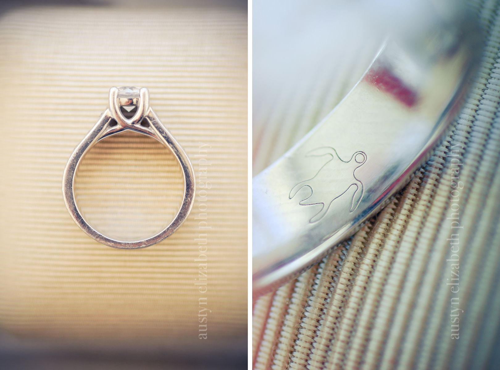 Sea Turtle Engraved Wedding Ring A Beach Mexico Fl