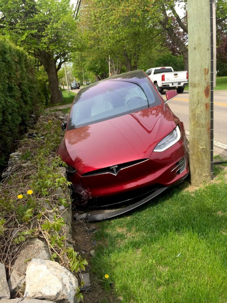 The only Founder Series Tesla Model X in Eastern Canada