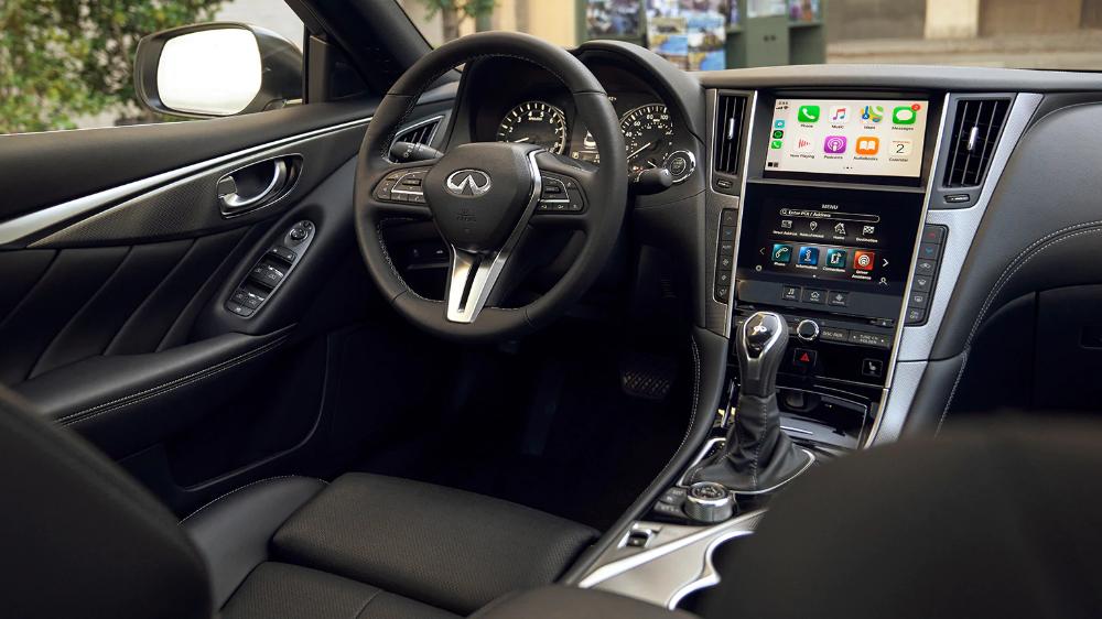 2020 Infiniti Q50 Sedan Interior In 2020 Infiniti Q50 Infiniti Usa Infiniti Q50 Interior