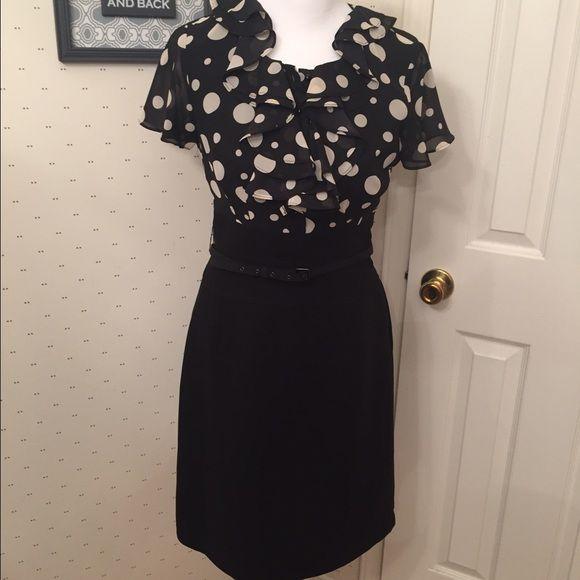 Cute dress barn dress. Adorable dress, hugs your every curve! Dress Barn Dresses Midi