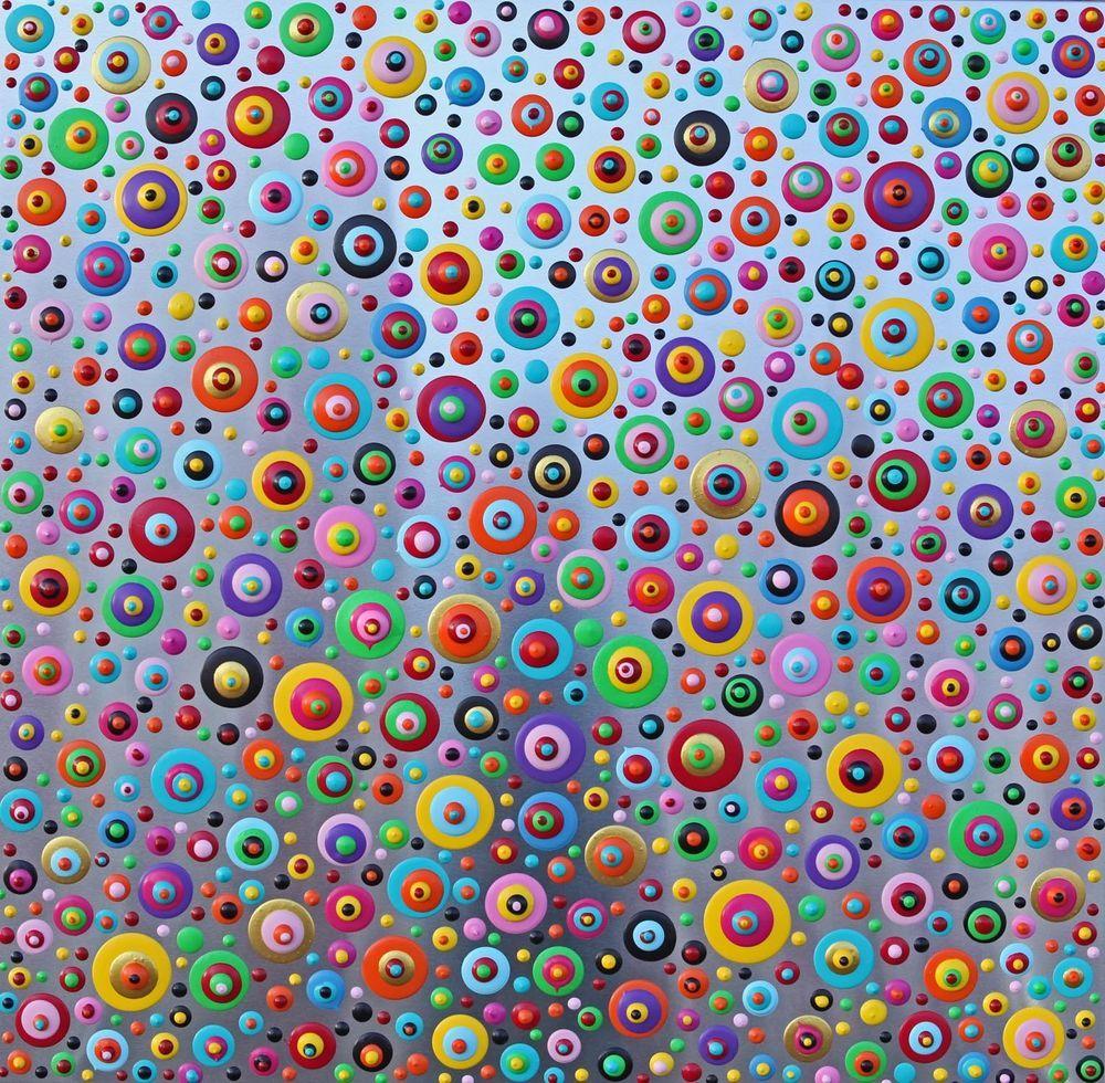 Kunst Gemälde Modern abstrakte bilder picture modern leinwand acryl gemälde malerei