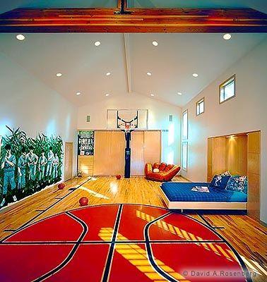 Good Sports Bedroom | Sport Bedroom