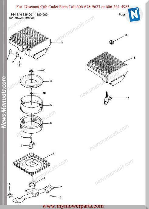 Pin on Parts Manual