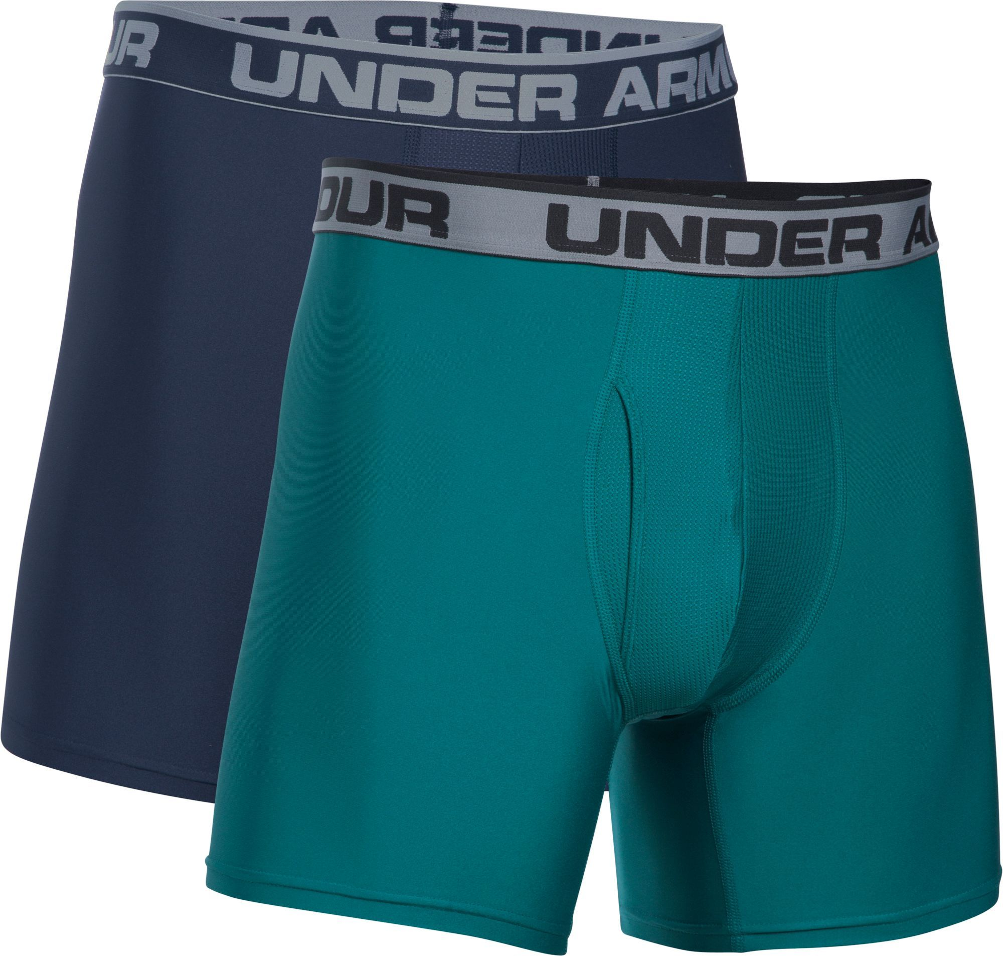 Pack of 2 Shorts Under Armour Boys O-series Boxer Jock