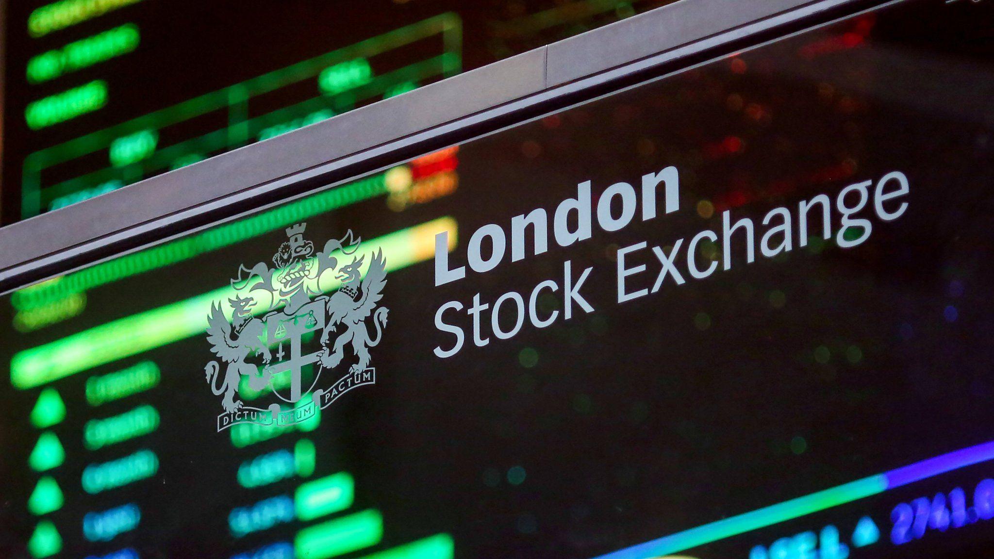 The London Stock Exchange. London stock exchange, Stock