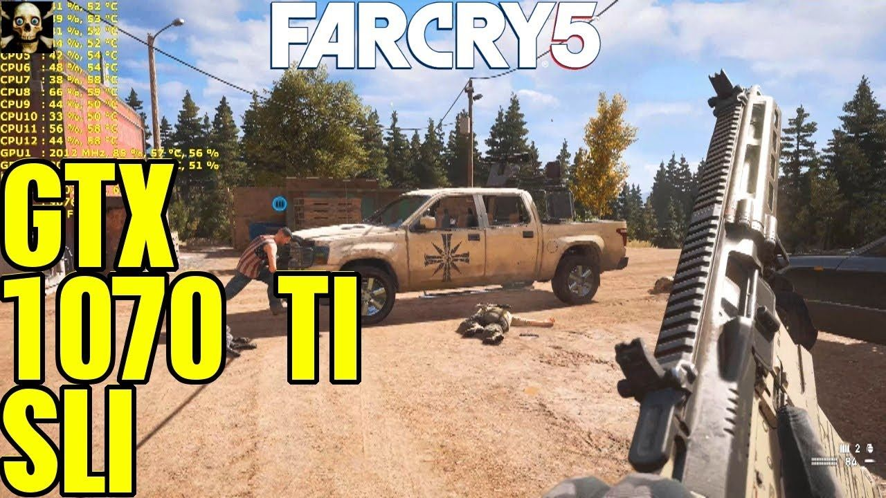 far cry 5 gameplay pc ultra settings