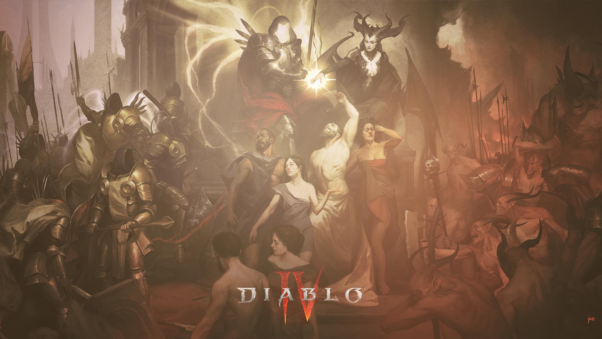 32++ Diablo sanctuary information