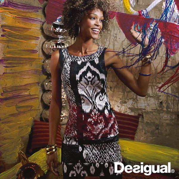 Desigual TRASHION Dress by Desigual Barcelona