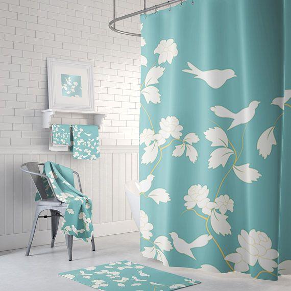 Bathroom Decor, Mermaid Decor, Nautical Decor, Beach Decor, Mermaid ...