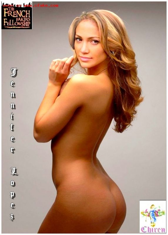 naked pics of jennifer lopez ass