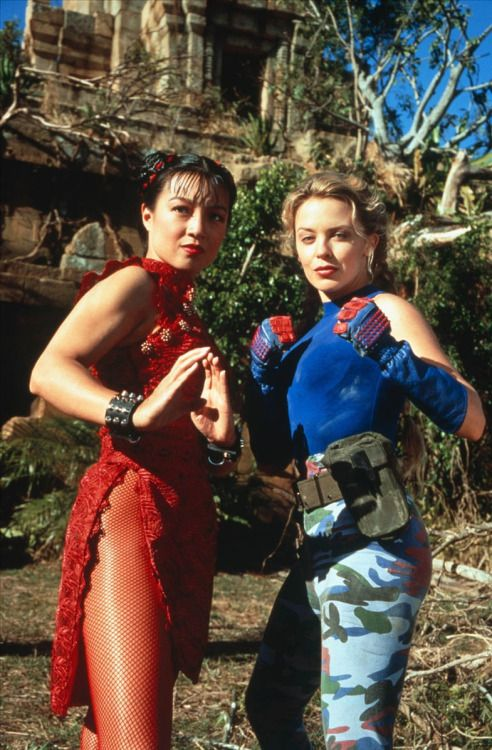 Mudwerks Street Fighter Movie Street Fighter Kylie Minogue