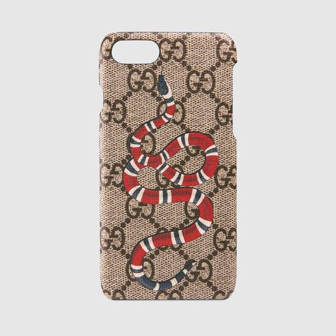 2cd21bc0d81e GUCCI Snake Print Iphone 7 Case. #gucci #women's technology | Gucci ...