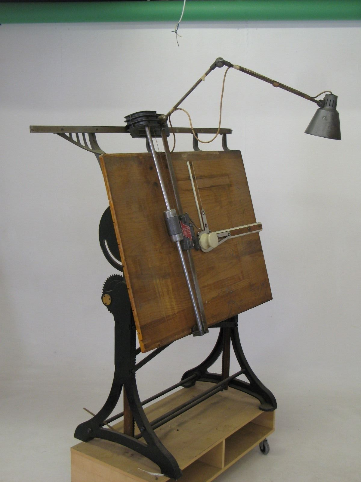Pin By Al Chailosky On Office Space Vintage Drafting Table