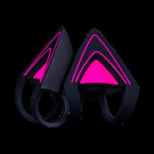 Kitty Ears For Razer Kraken Green Audio Razer Neon Purple Kraken