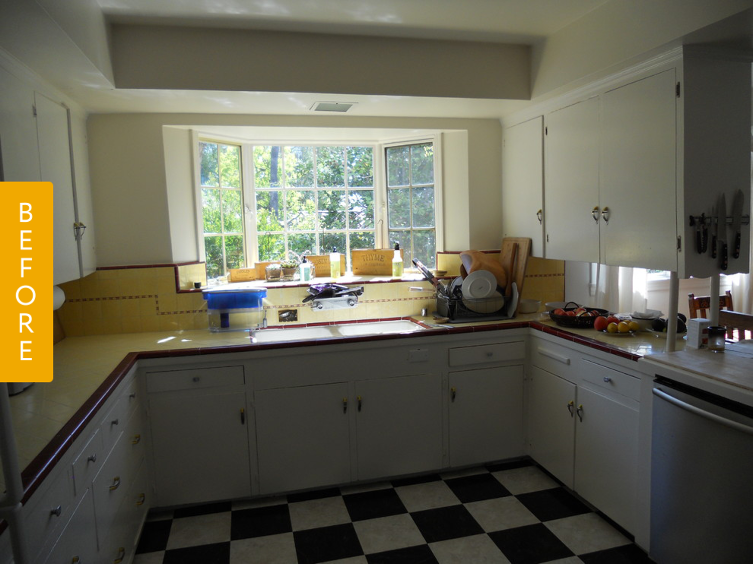 Mediterranean Kitchen Before After A Hollywood Home Gets A Mediterranean Kitchen