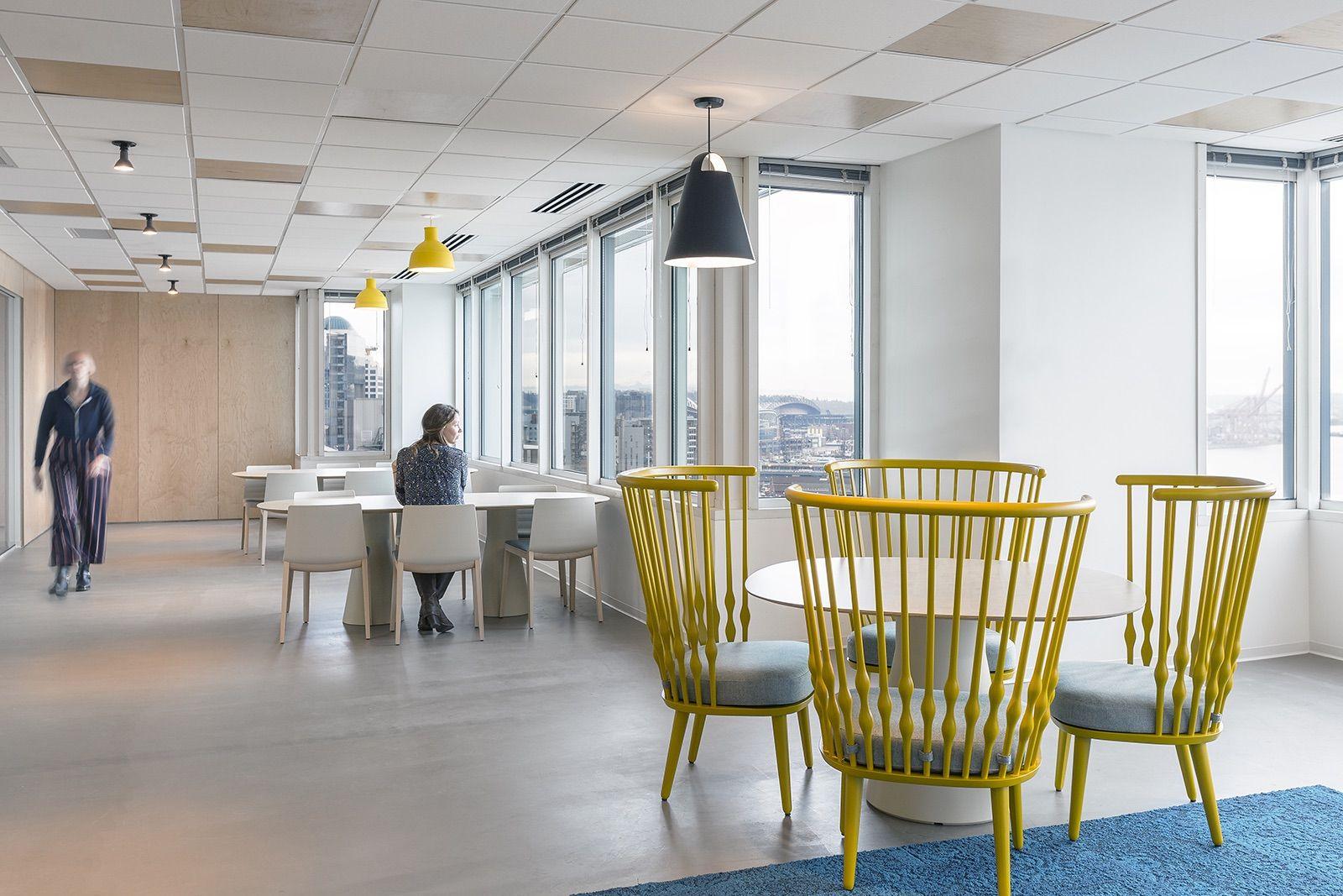 Inside Tech Media Company Offices In Seattle Officelovin