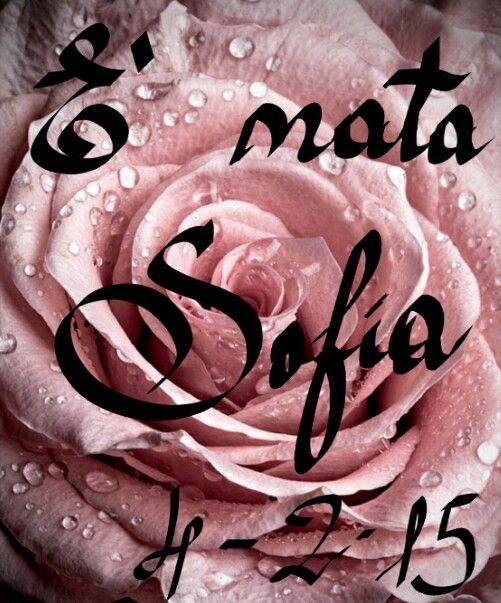 È nata Sofia ♡ 4 febbraio 2015 ♡