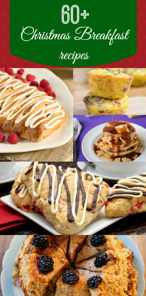 60+ Christmas Breakfast Ideas
