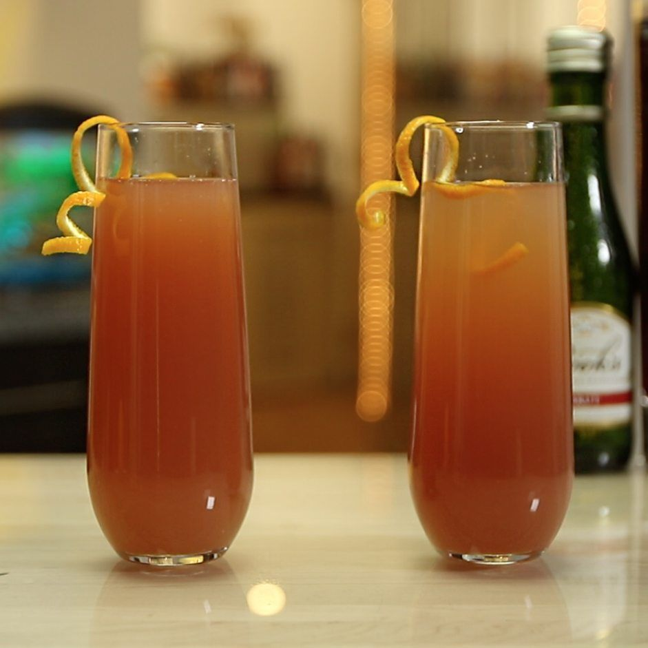 Champagne Dreams Cocktail