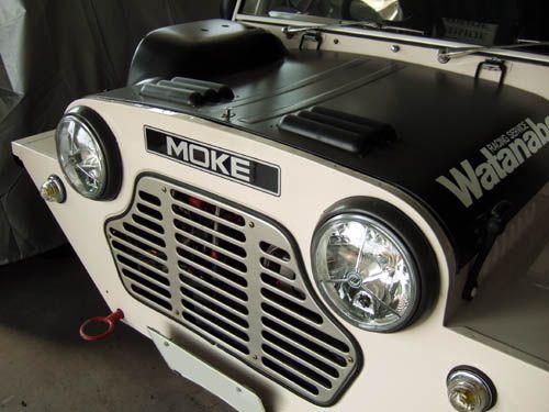 ボード Mini Moke のピン