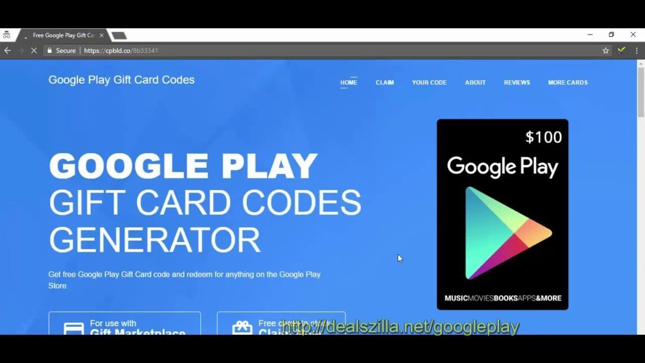 free google play redeem codes giveaway 2020 Get a 100