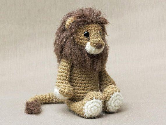 Amigurumi crochet lion pattern | Amigurumi Sammlung | Pinterest ...