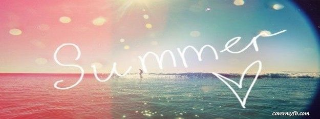 I Love Summer Facebook Cover