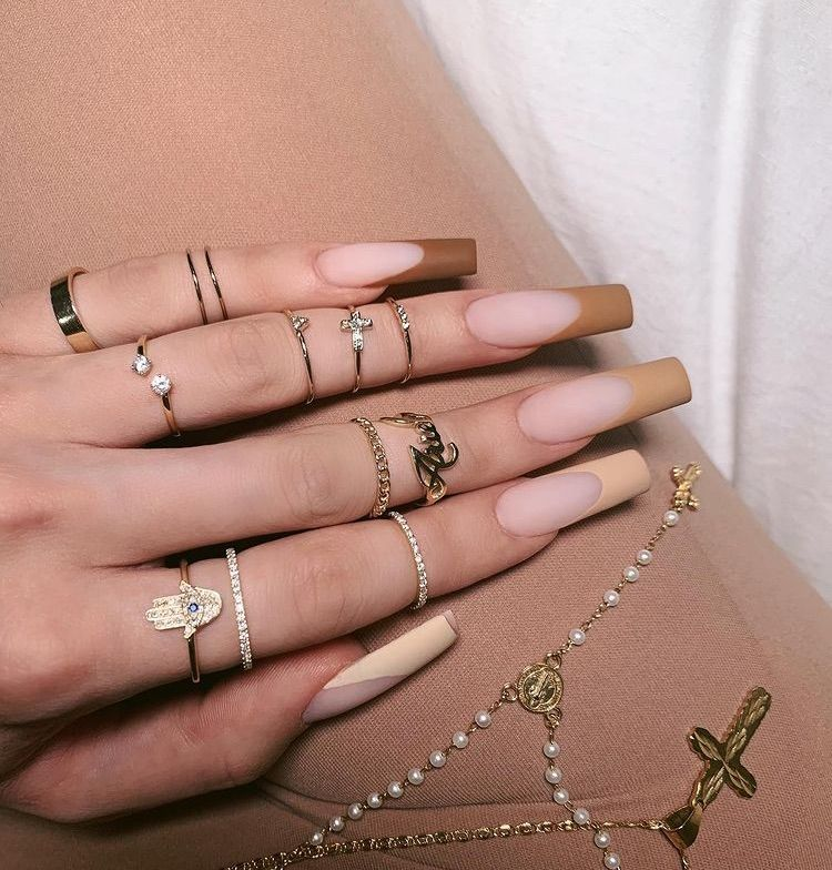 Image about fashion in Nails by BeautiEvilDizaster