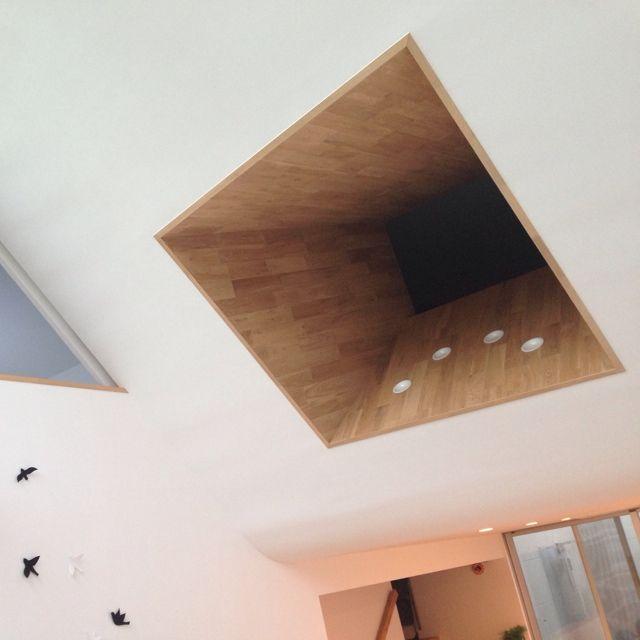 壁 天井 天井のインテリア実例 2014 08 10 07 23 03 Roomclip
