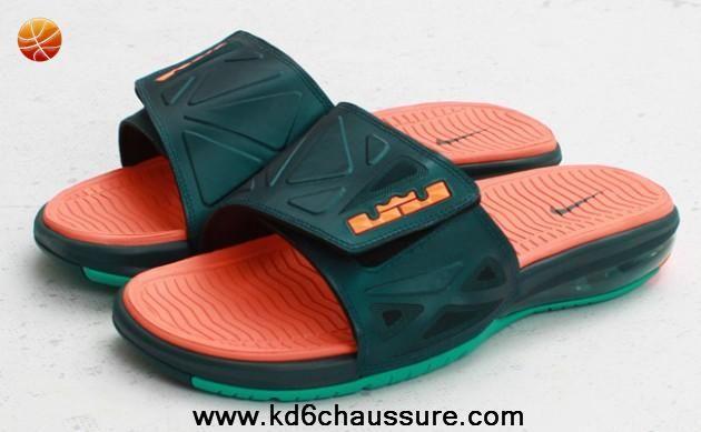 1beb66d8cfbef Nike Air Lebron Slide 2 Elite Gators