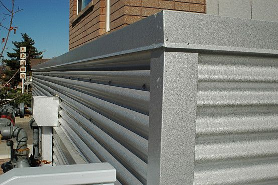 Corrugated Aluminum Siding Networx Exterior House Siding Corrugated Metal Siding Aluminum Siding