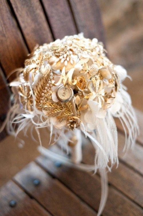 40 Unique And Non-Traditional Wedding Bouquets   Weddingomania ...