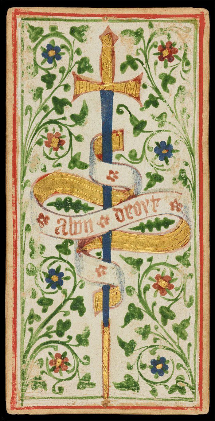 15th Century Tarot Cards