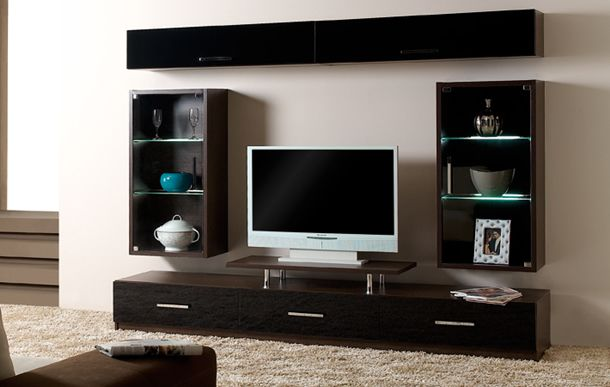 Nice Modern Living Room TV Furniture | Modern Interior Design Ideas