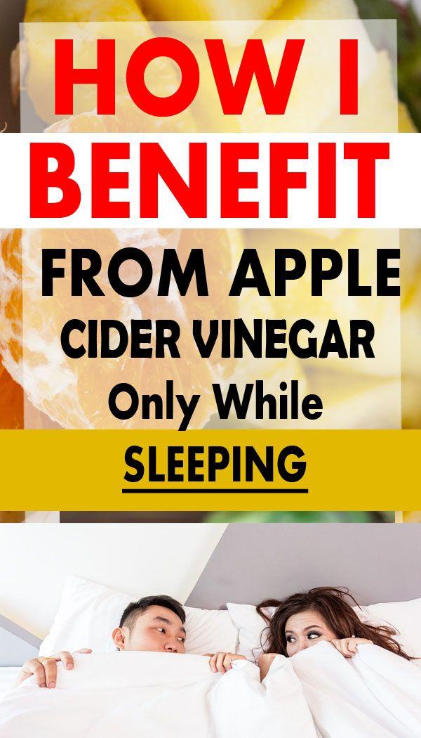 Apple Cider Vinegar Before Bed