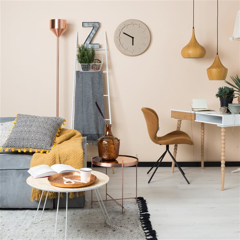 Zuiver Pulp Time Wandklok Ø 46 cm   Decorating and Interiors